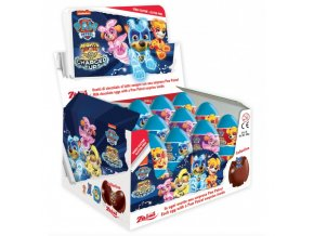 paw patrol mighty pups chocolate egg 20g