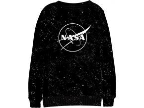 Mikina NASA vel. 122-164cm