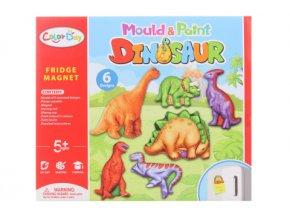 vyroba magnetu dinosauri