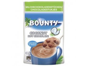 bounty hot chocolate drink 140g