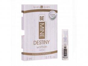 1577 lovely lovers bemine destiny vzorek 2ml feromony pro zeny