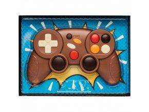 gamepad 70g cokoladova herni konzole