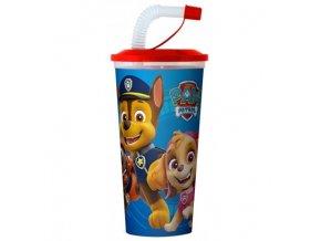 paw patrol cup 500ml