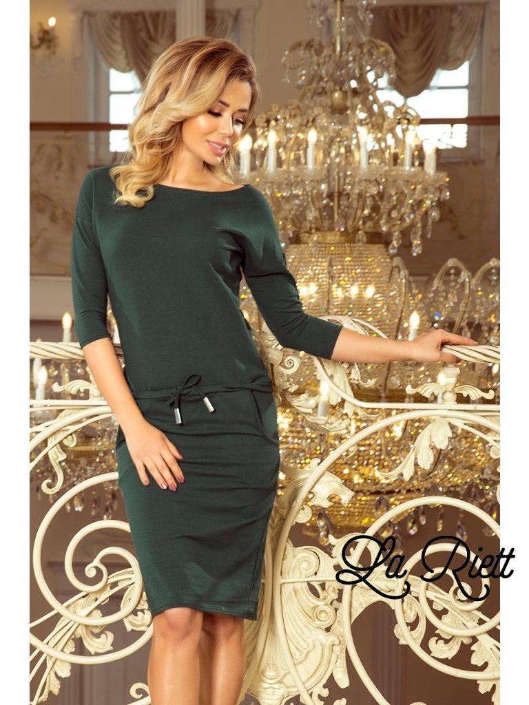 Športové šaty dark green 13-99