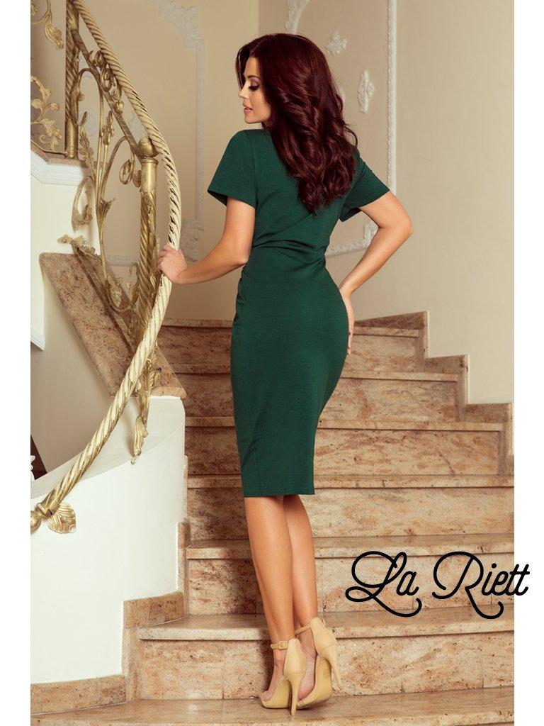 Zelene šaty Vera 248-1