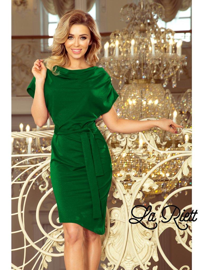Asymetrické šaty ROXI 240-1