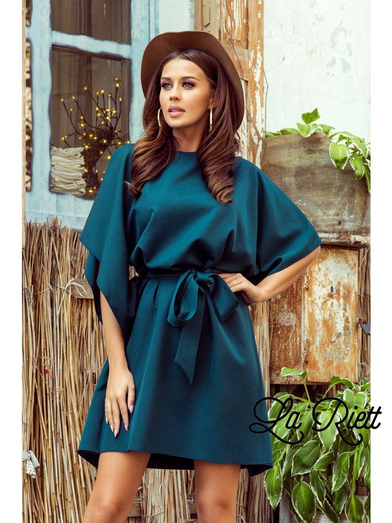 Šaty so širokými rukávmi SOFIA 287-2