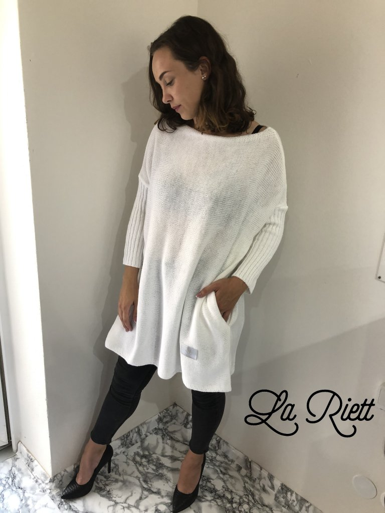 Dlhý sveter