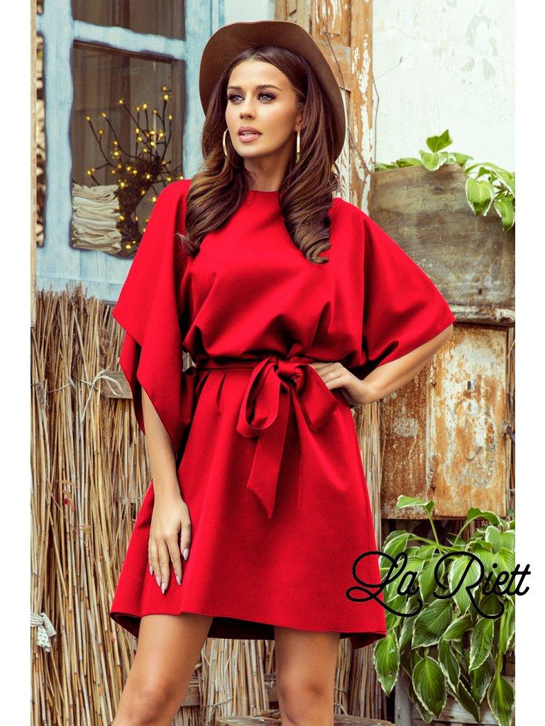 Šaty so širokými rukávmi Sofia 287-3