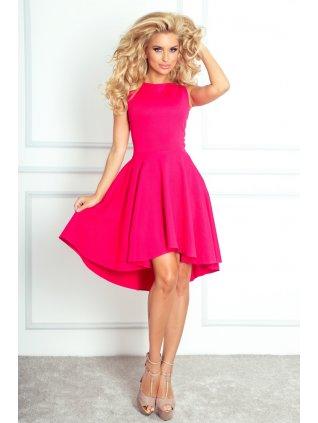 Exkluzívne šaty Lacosta ružové 66-3