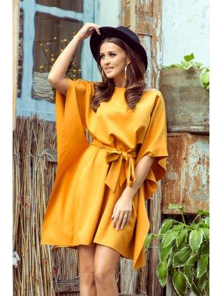 Šaty so širokými rukávmi SOFIA 287-1