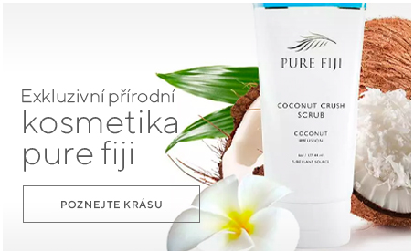 Přírodní kosmetika Pure Fiji