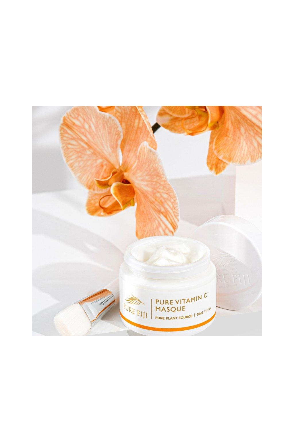 Pure Vitamin C pleťová maska