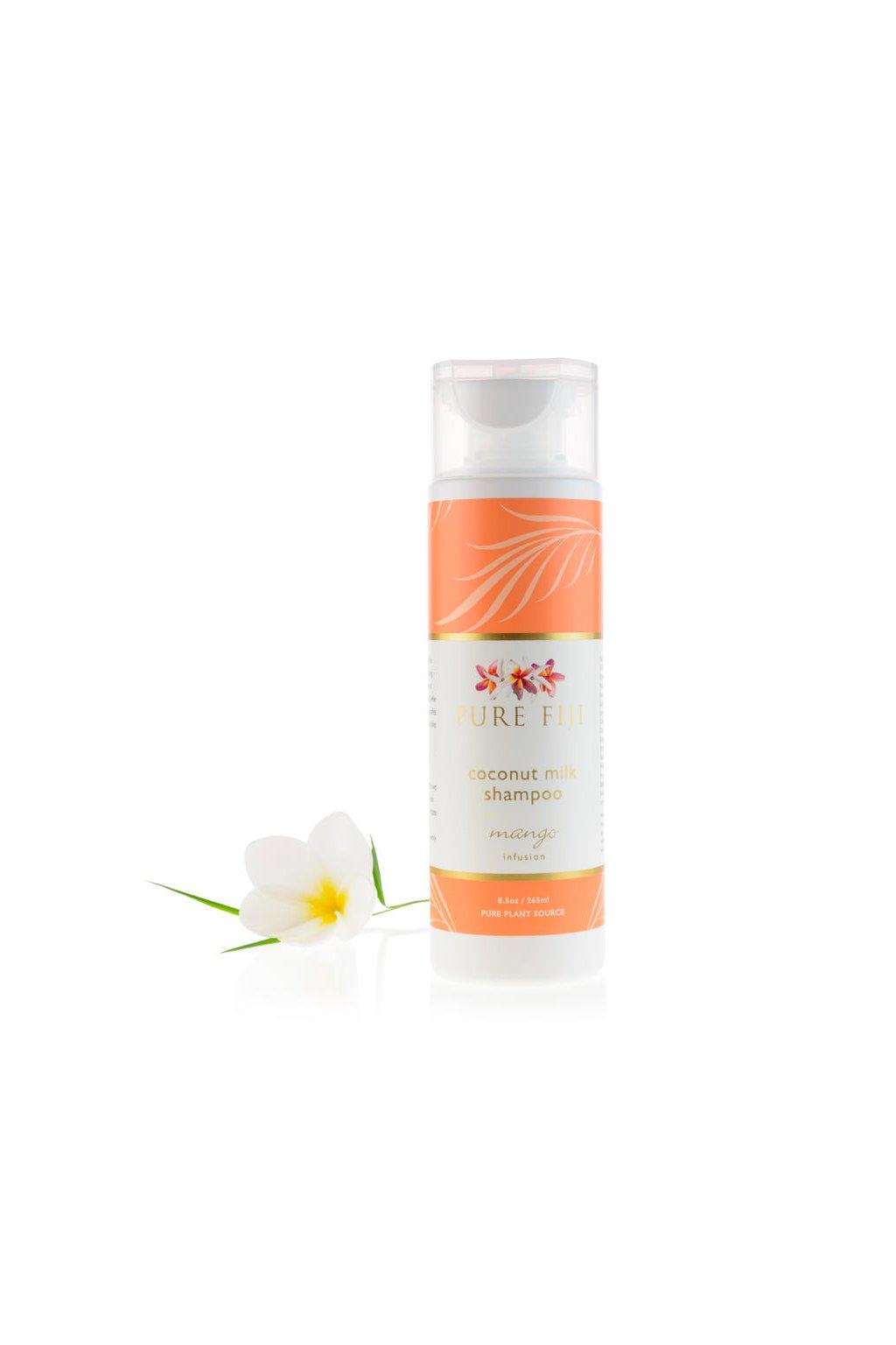 Šampon z kokosového mléka 265ml Mango