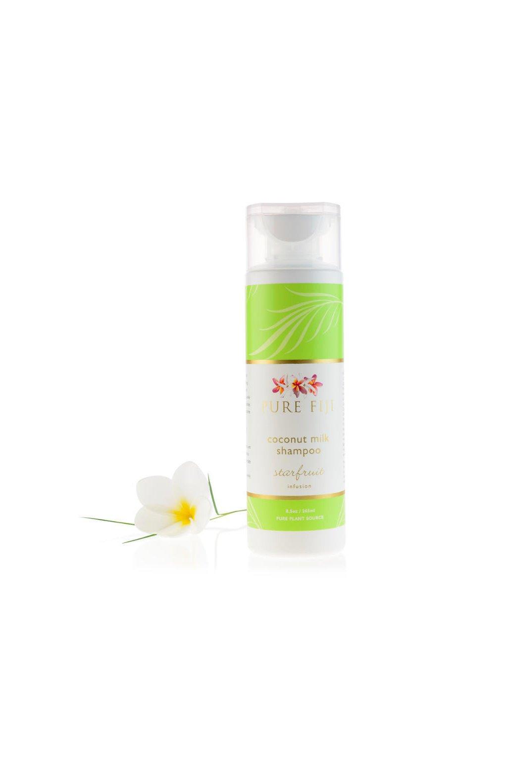 Šampon z kokosového mléka 265ml Karambola