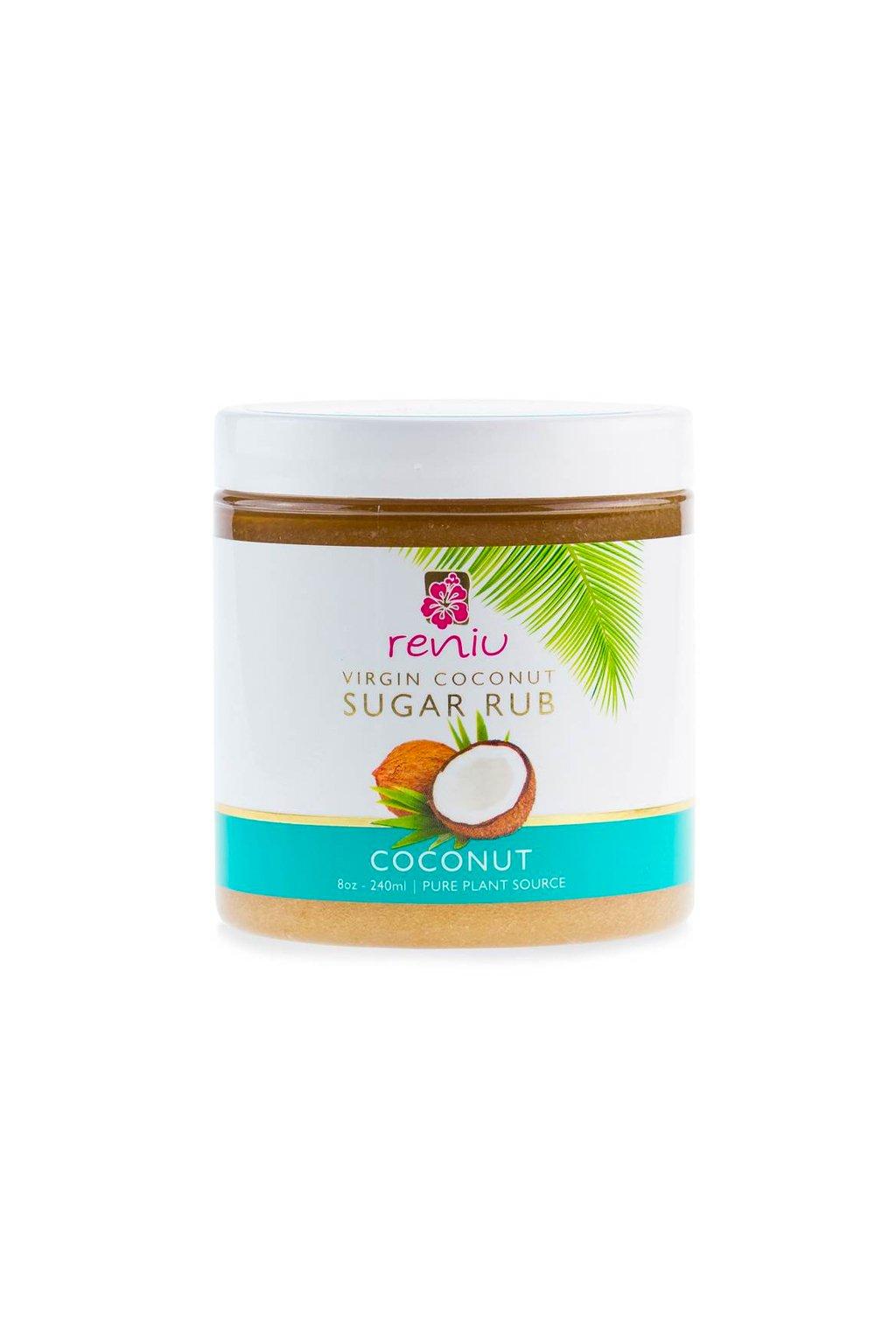 Reniu cukrový kokosový peeling 240ml Kokos