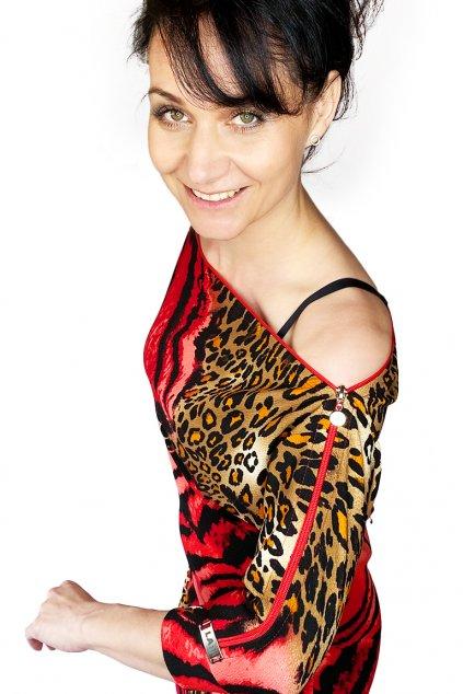 Saty LA IMB 049 RED TIGER 5