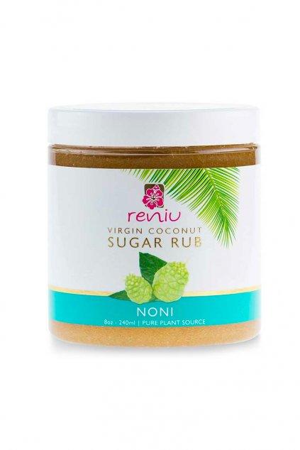 Reniu cukrový kokosový peeling 240ml Noni
