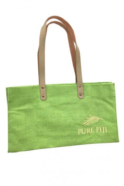 plazova taska pure fiji zelena