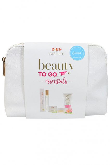 Taštička Beauty To Go Kokos