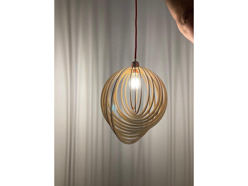 drevena lampa-lampa lucia-lampa-drevo-preglejka