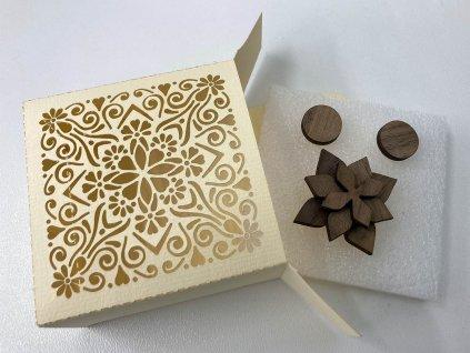 papierova krabicka-laser-krabicka na sperky