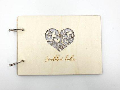 svadobna kniha, wedding book, svadba, wedding, drevo, kniha
