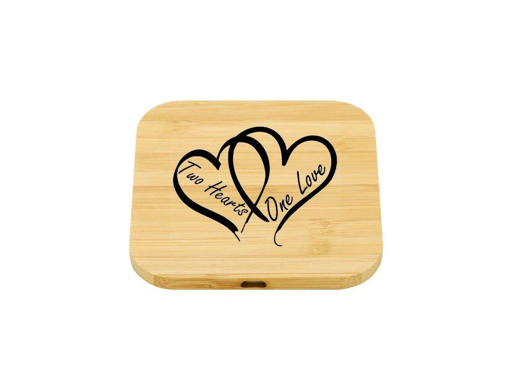 wireless 2 hearts 1 love