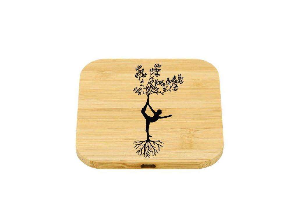 Wirless nabijecka Yoga tree 2