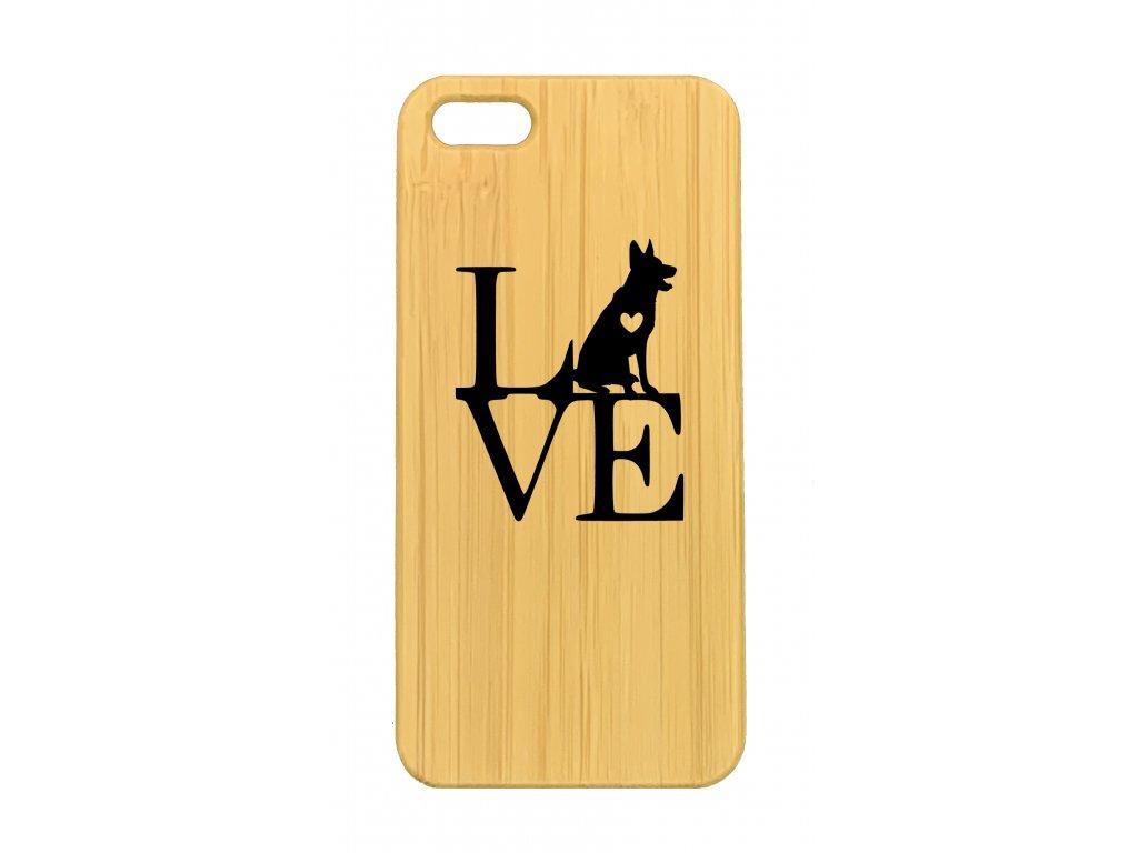 iPhone 5,5s Sheperd love