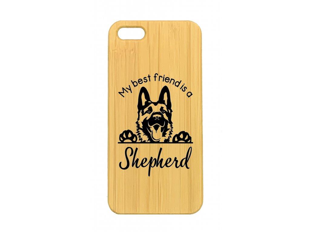 iPhone 5,5s Best friend shepherd