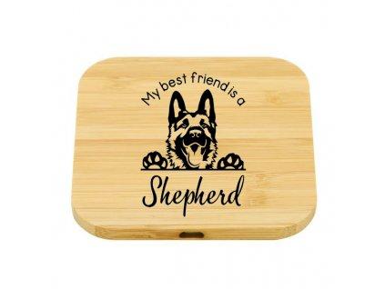 Wirless nabijecka Best friend Shepherd