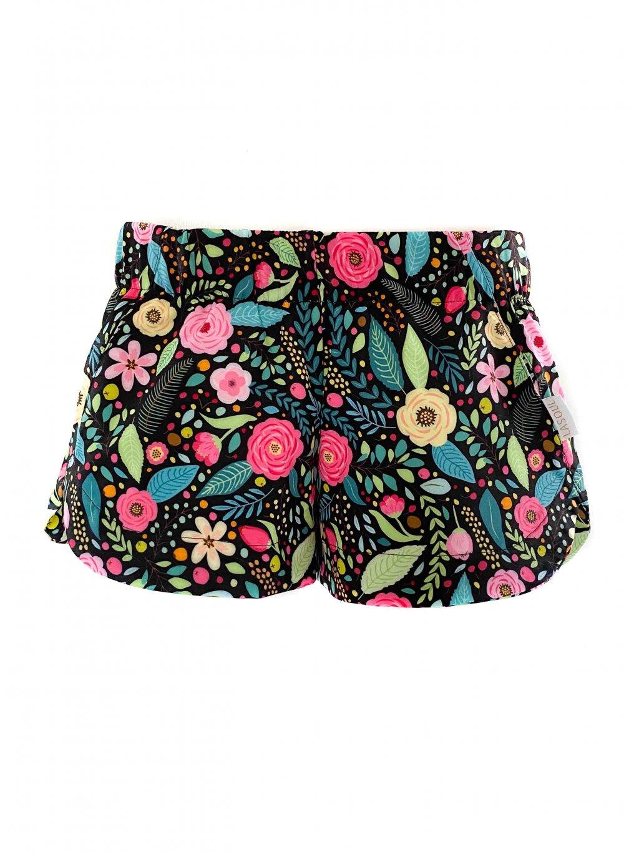 Sportovní šortky Floral