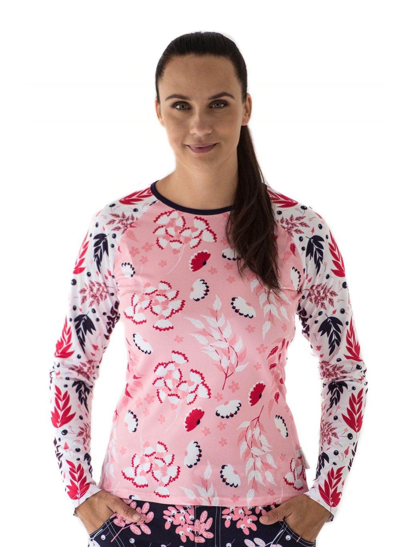 Sportovní tričko Coral