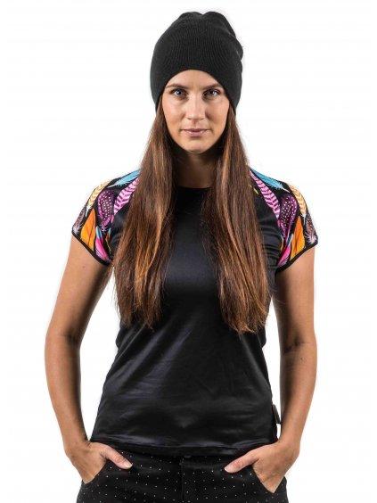 Sportovní dámské triko Feathers
