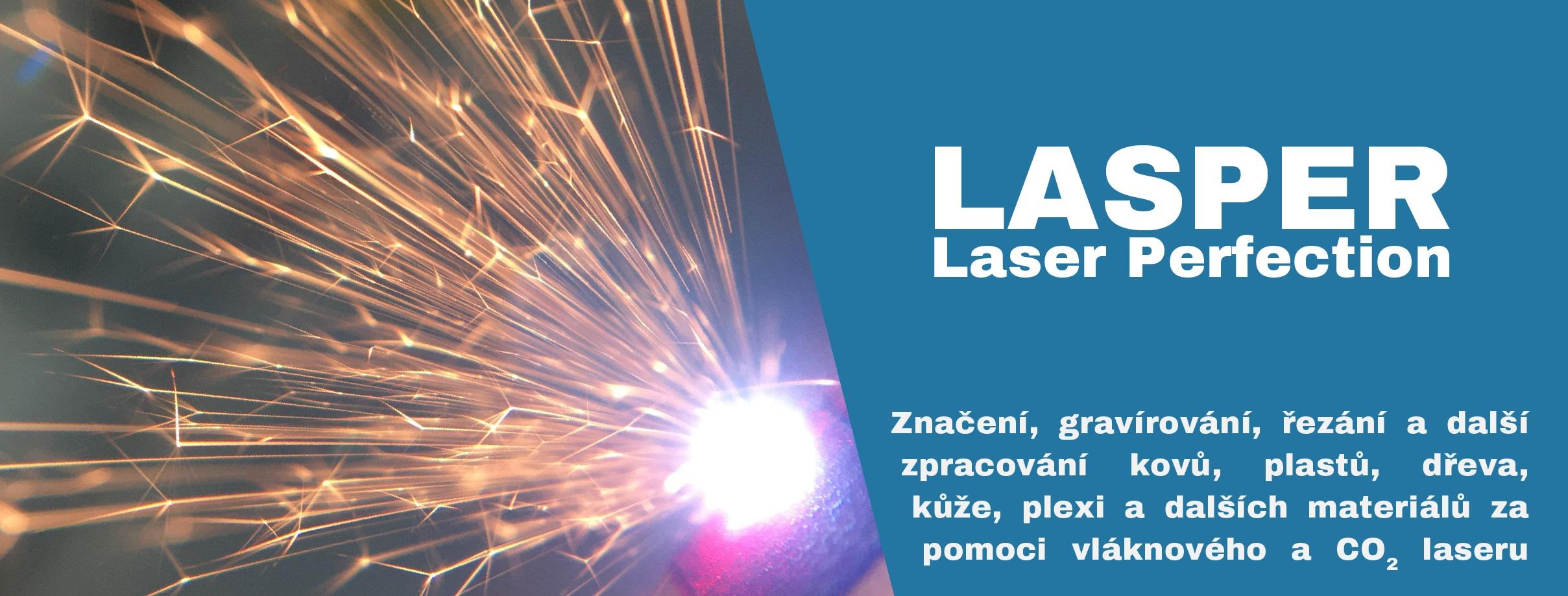 Vítejte na webu Lasper - Laser Perfection