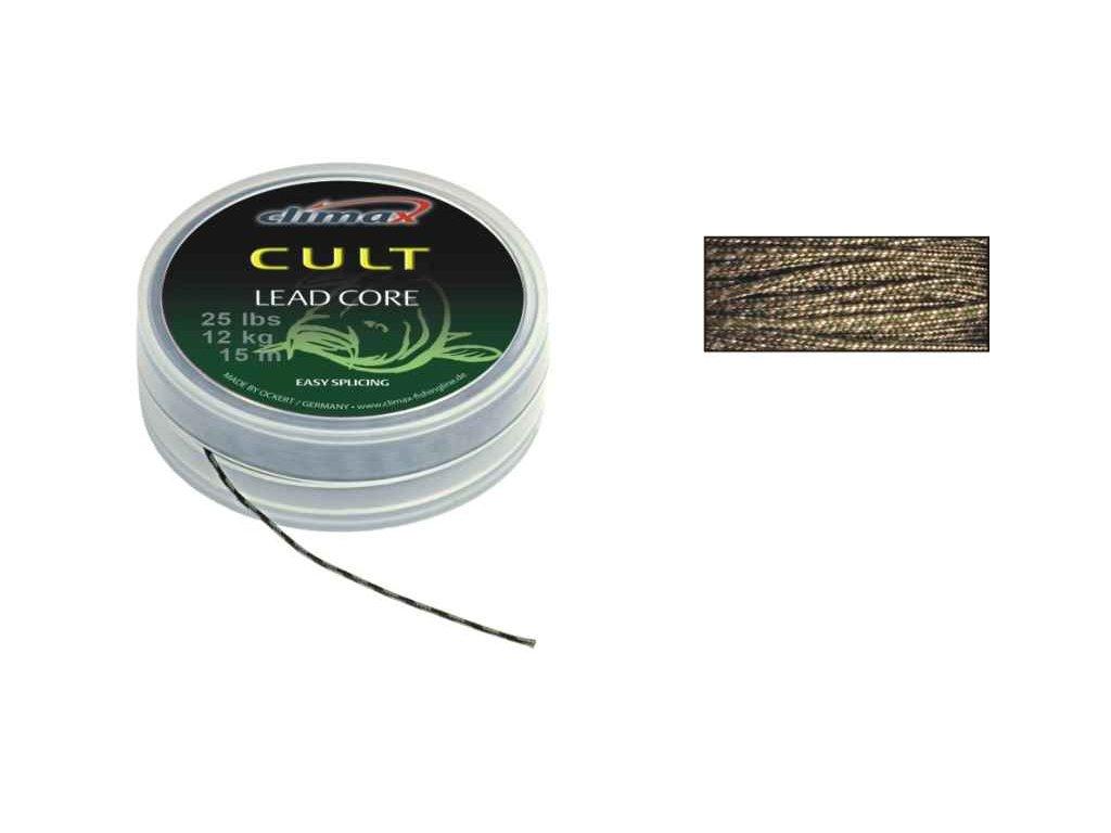 Climax šňůra 10m - LEAD Core