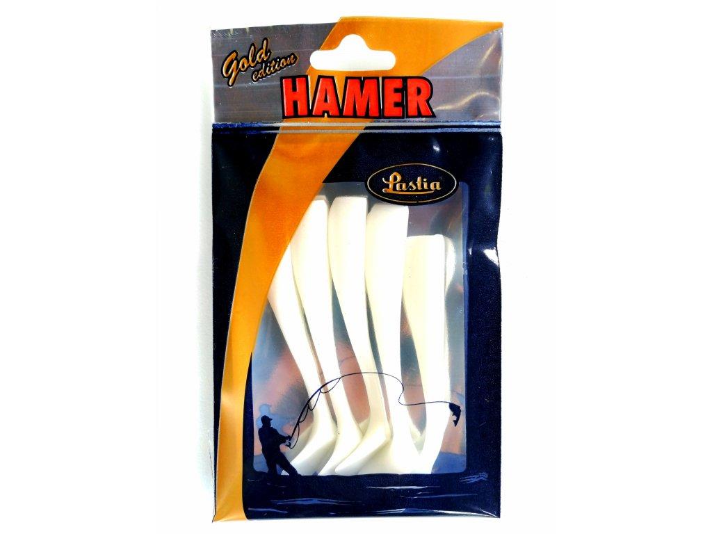 PACKET HAMER WHITE 7 (5ks)