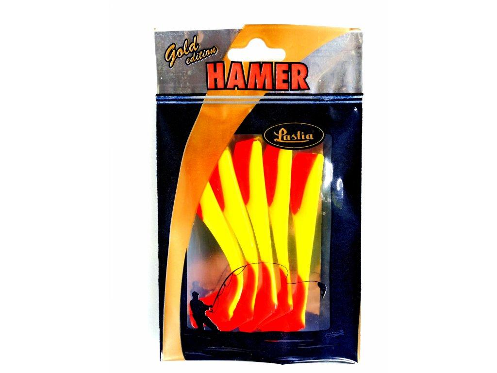 PACKET HAMER RED GOLD 7 (5ks)