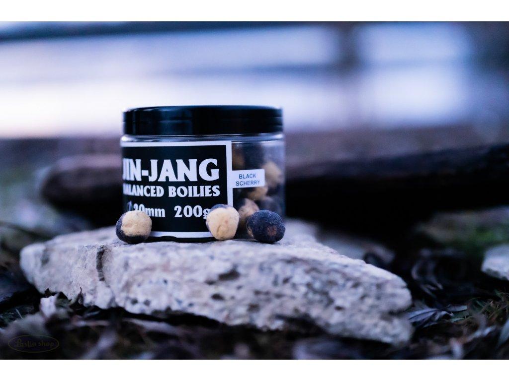 Jang 20mm Black cherry
