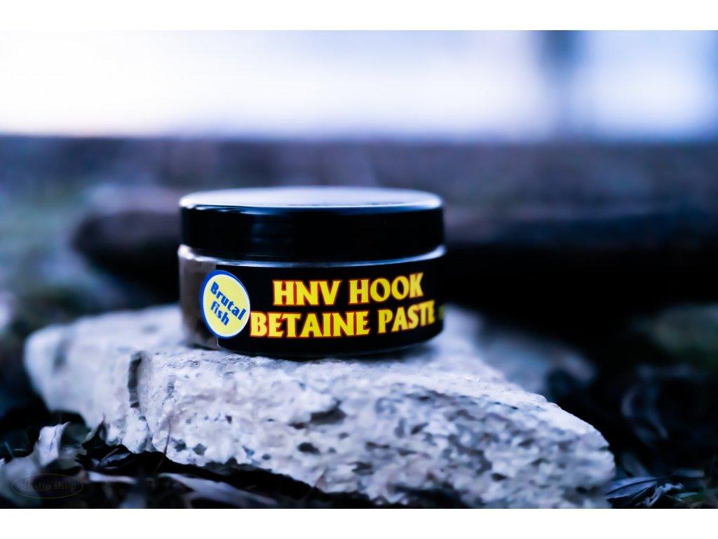 HNV pasta Brutal fish
