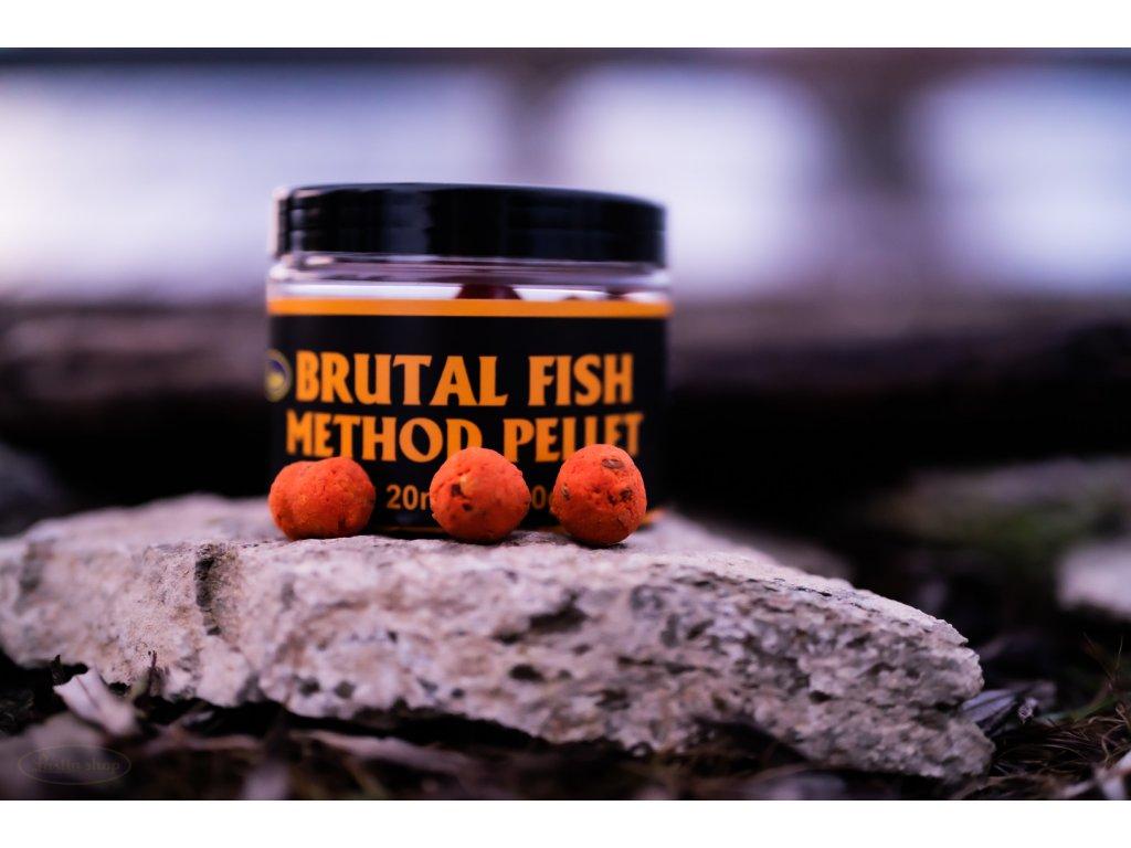 Brutal fish method pellet 20mm