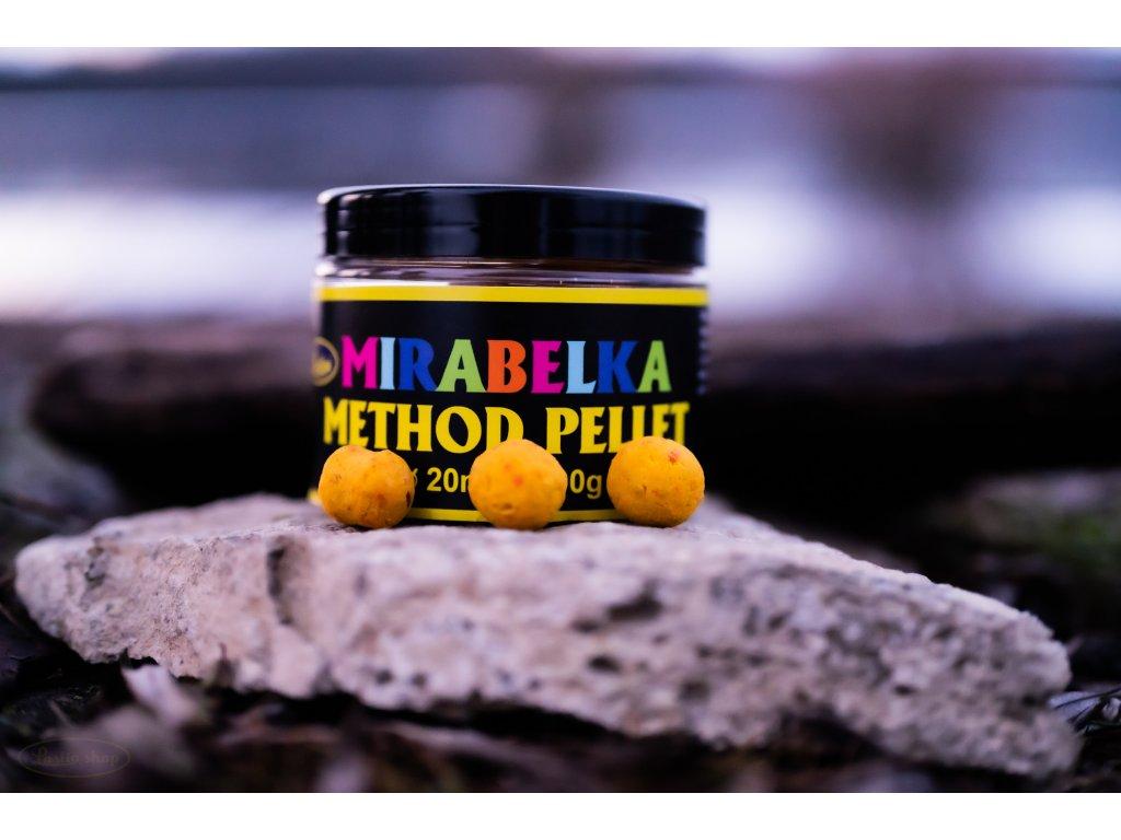 Mirabelka method pellet 20mm