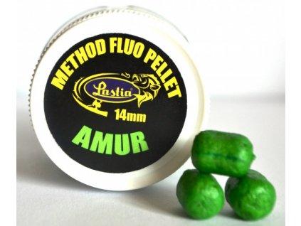 METHOD FLUO PELLET 14mm-Amur