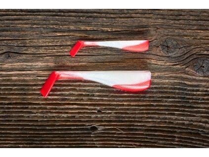 RED WHITE HAMER 10