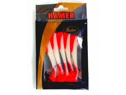 PACKET HAMER RED WHITE 7 (5ks)