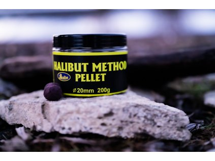 Halibut Method Pellet 20mm