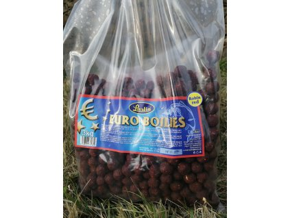 EURO BOILIES- ROBIN RED