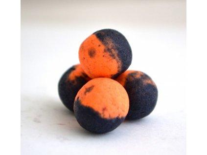 ZIG RIG FLUO POP-UP Boilies-orange-black