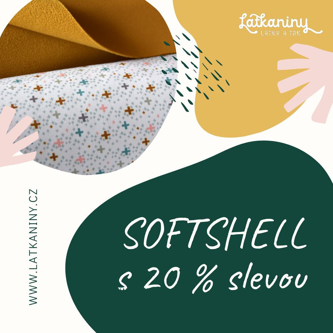 Softshell sleva